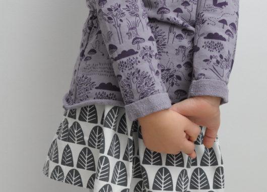 sukienka balowa dla dziewczynki jak uszyć